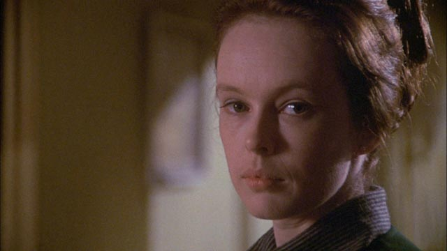 Sandy Dennis as Frances Austen is Robert Altman's That Cold Day in the Park (1969)