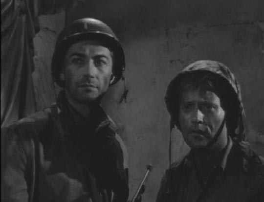 Rick Jason & Vic Morrow