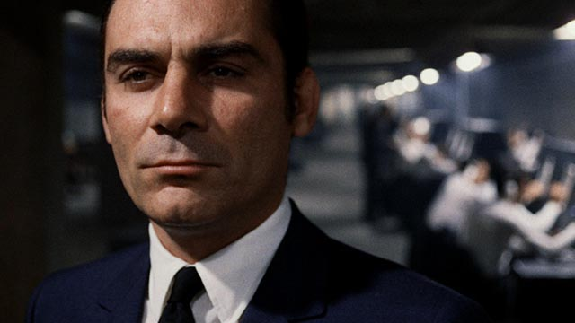 Arrogance and paranoia: Gian Maria Volonte in Elio Petri's Investigation of a Citizen Above Suspicion (1970)