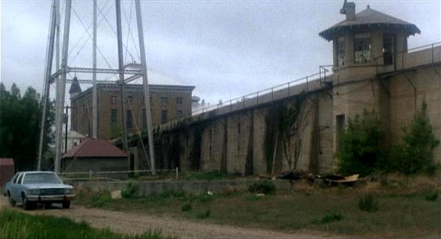 Location as character in Renny Harlin's Prison (1988)