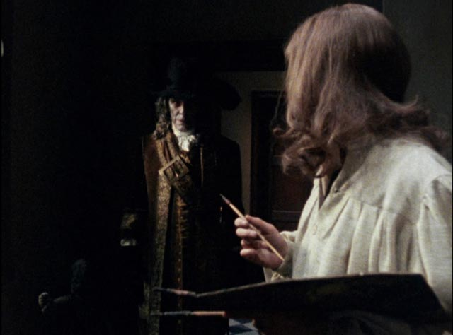 Art, money & death: John Justin and Jeremy Clyde in Schalcken the Painter (1979)