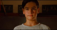 Jesse Bradford gives a remarkable performance as Aaron in King of the Hill (1993)