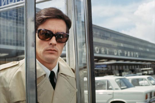 Alain Delon: the '60's coolest gangster
