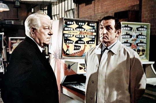 Jean Gabin & Lino Ventura