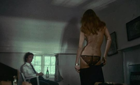 Martin with mistress Suzanne (Fiona Richmond)