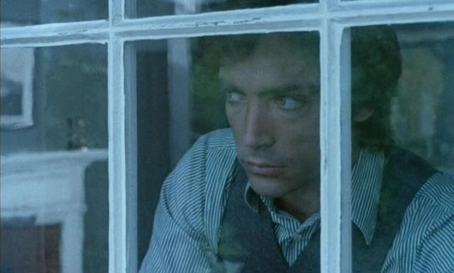 Udo Kier has things to worry about in The House On Straw Hill (1976)