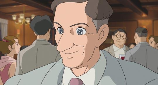 Castorp, voiced by Werner Herzog