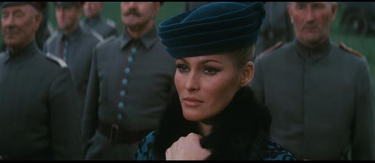 Ursula Andress as Kaeti