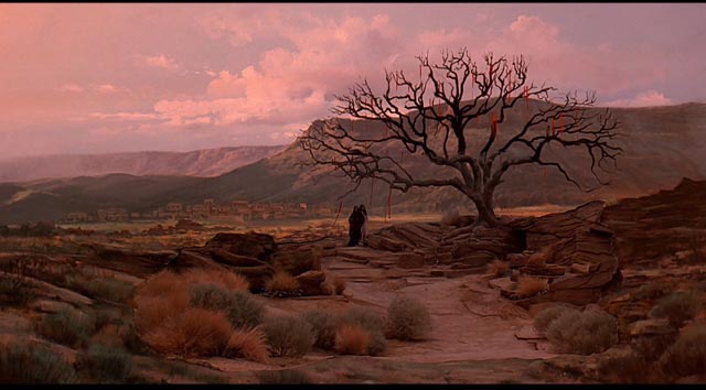 The mythic source of the curse in Paul Schrader's Cat people (1982)