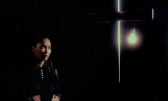 Marlene Clark as Ganja
