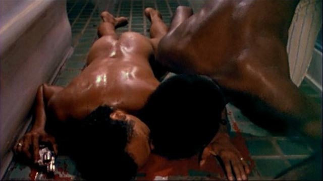 Dr. Hess Green discovers his craving for blood in Bill Gunn's Ganja & Hess (1973)
