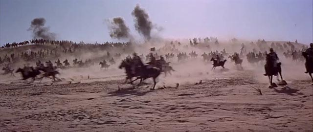 Desert adventure: Basil Dearden's Khartoum (1966)