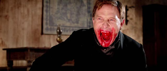 Thomas Kretschmann gives it the old college try in Dario Argento's lacklustre Dracula
