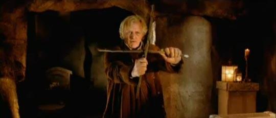 Rutger Hauer as Van Helsing