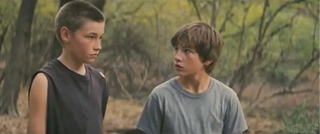 Jacob Lofland and Tye Sheridan in Jeff Nichols' Mud