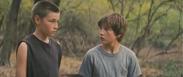 Jacob Lofland and Tye Sheridan in Jeff Nichols' Mud