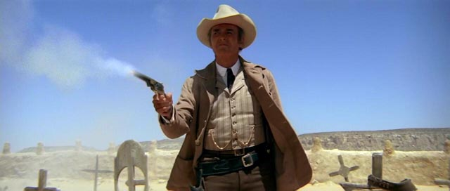 Henry Fonda's elegiac swansong to the western: My Name Is Nobody (1973)