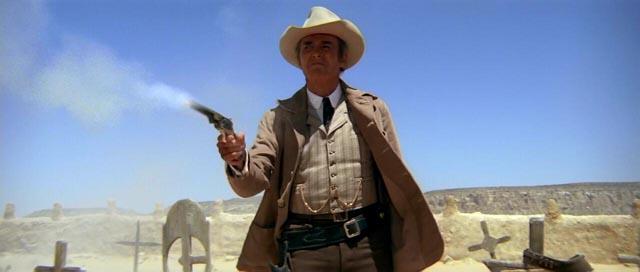 Henry Fonda's elegiac swansong to the western: My Name Is Nobody (1973)