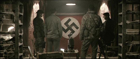 Nazi undead horror: Outpost