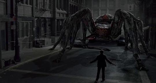 Tibor Takacs' Spiders