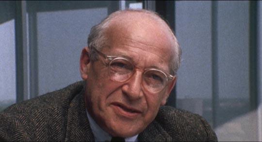 Walt Rostow, hawkish adviser to JFK and LBJ