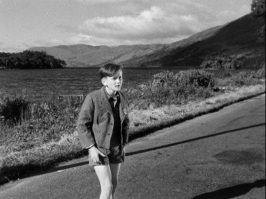 Eugeniusz Chylek as Johnny on the Run (1953)