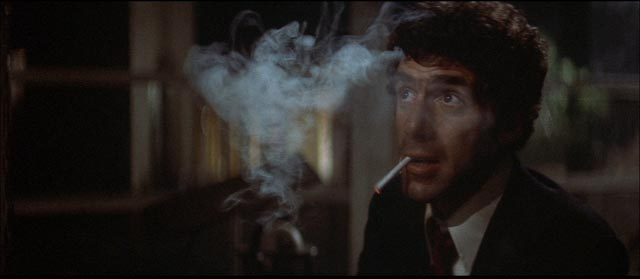 Elliot Gould's Philip Marlowe drifts through the murky moral landscape of 1970s America