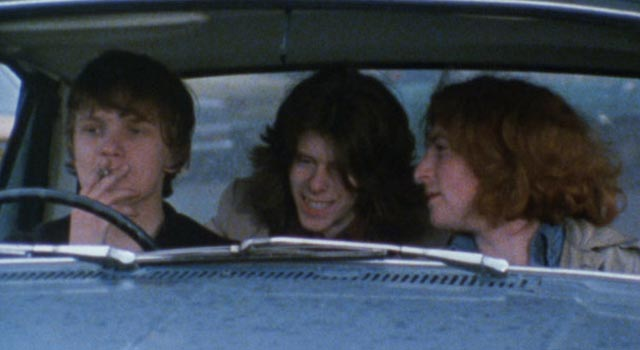 The boys discuss their unsuccessful suicide attempts in Bill Forsyth's comedy, That Sinking Feeling (1979)