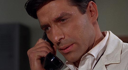 John Cassavetes as Johnny North