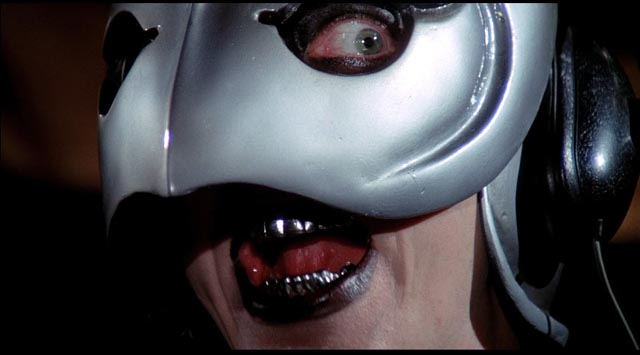 William Finley as Winslow Leach/The Phantom in Brian De Palma's cult favourite, Phantom of the Paradise (1974)