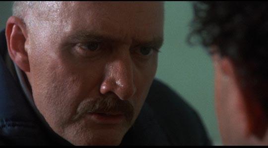 John P. Ryan as Warden Ranken