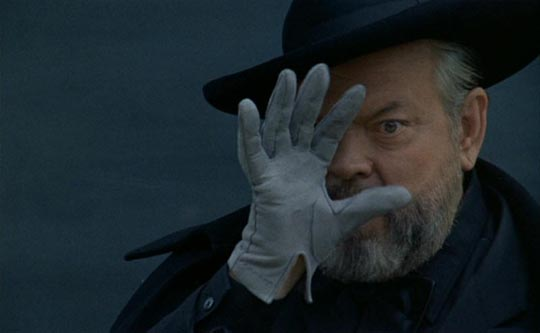 F For Fake (1973): Orson Welles