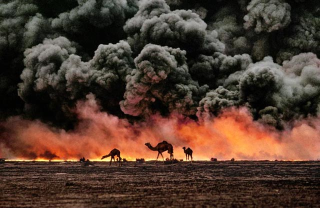 Reality as apocalyptic nightmare: the fires of Kuwait in Werner Herzog's Lessons of Darkness