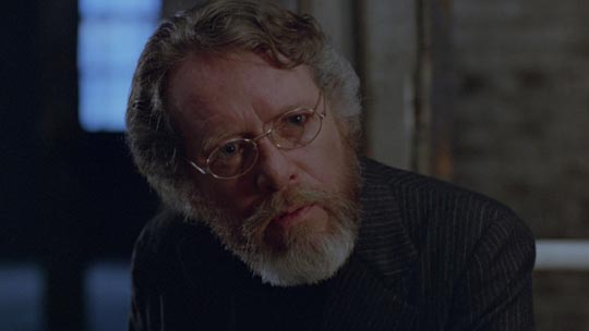 Patrick McGoohan as Dr Paul Ruth