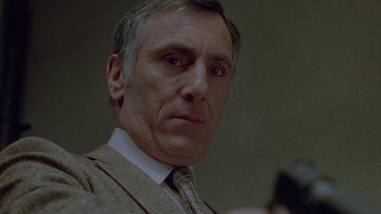 Lawrence Dane as corporate henchman Keller