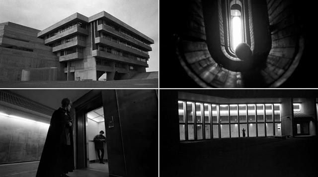 Stereo: architecture as narrative element