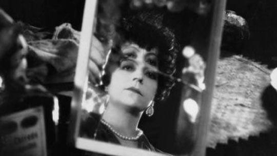 Asta Nielsen in Tragedy of the Streets