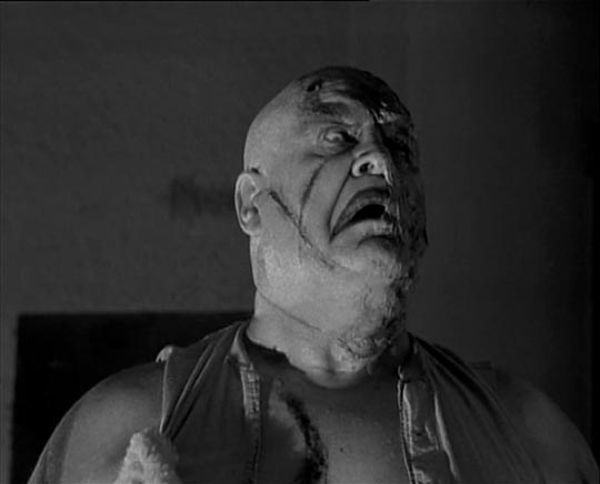 Tor Johnson as Lobo: Revenge of the Dead