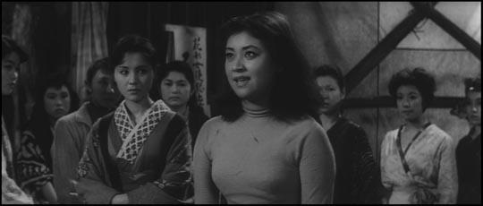 Stolen Desire (1958)