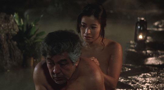 Erotic attraction: violating social norms