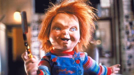 Chucky in Child's Play 3 (1991)
