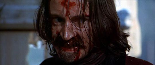 Robert Carlyle, thinking man's cannibal: Ravenous (1999)