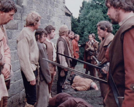 Past: the Barthomley massacre