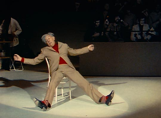 Jacques Tati: the body as ultimate prop