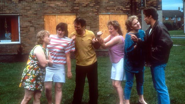 Marital conflict as public theatre in Alan Clarke's Rita, Sue and Bob Too (1987)