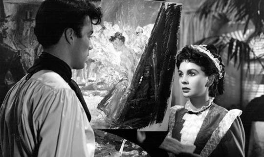 Dirk Bogarde & Jean Simmons: So Long At the Fair