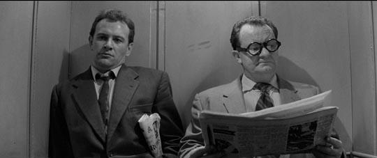 Edward Judd and Leo McKern