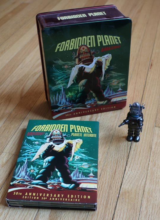 Forbidden Planet collector set