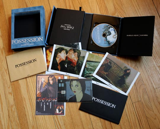 Mondo Visions' Possession Limited Edition