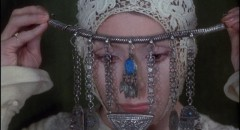 Ligia Branice as Blanche in Walerian Borowczyk's exquisite medieval morality play